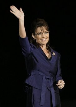 CORRECTION Palin What's Next?