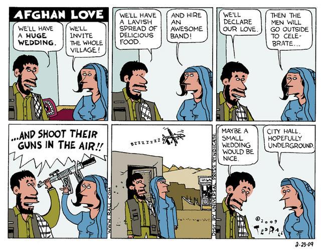 Afghan Love